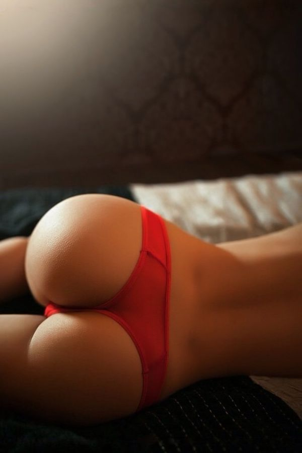 секс фото попа сердечком
